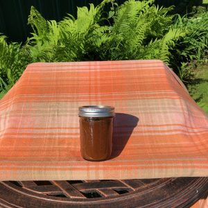 Apple Butter Jam (Size: 8 oz jar)