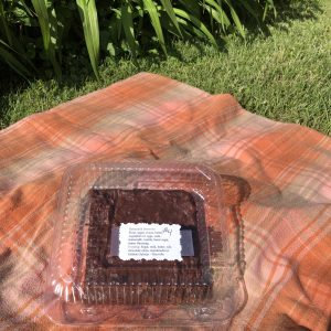 Chocolate Buttermilk Brownies (Size: 6'x6′ brick)