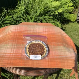 Pecan Pie (About 2 Servings)