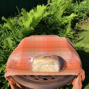 White Bread (Size: 8″ Loaf)